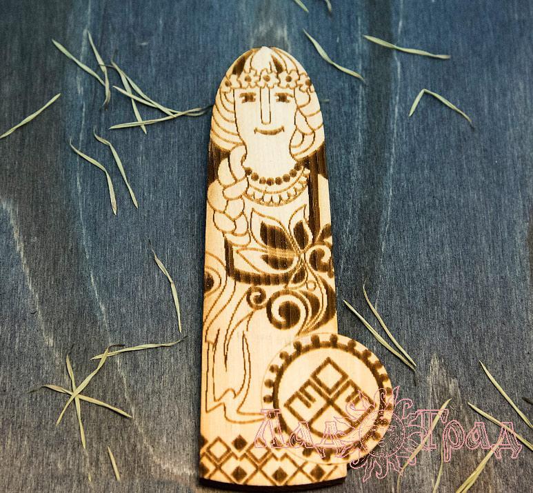 Магнит Лёля — дочь Сварога и Лады