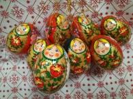 Подвес яйцо