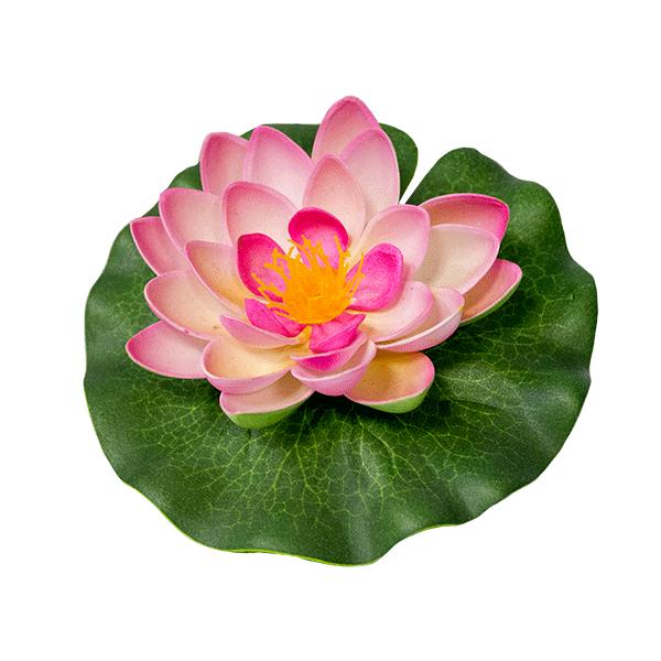 Лотос 067 14х4х14см розовый
