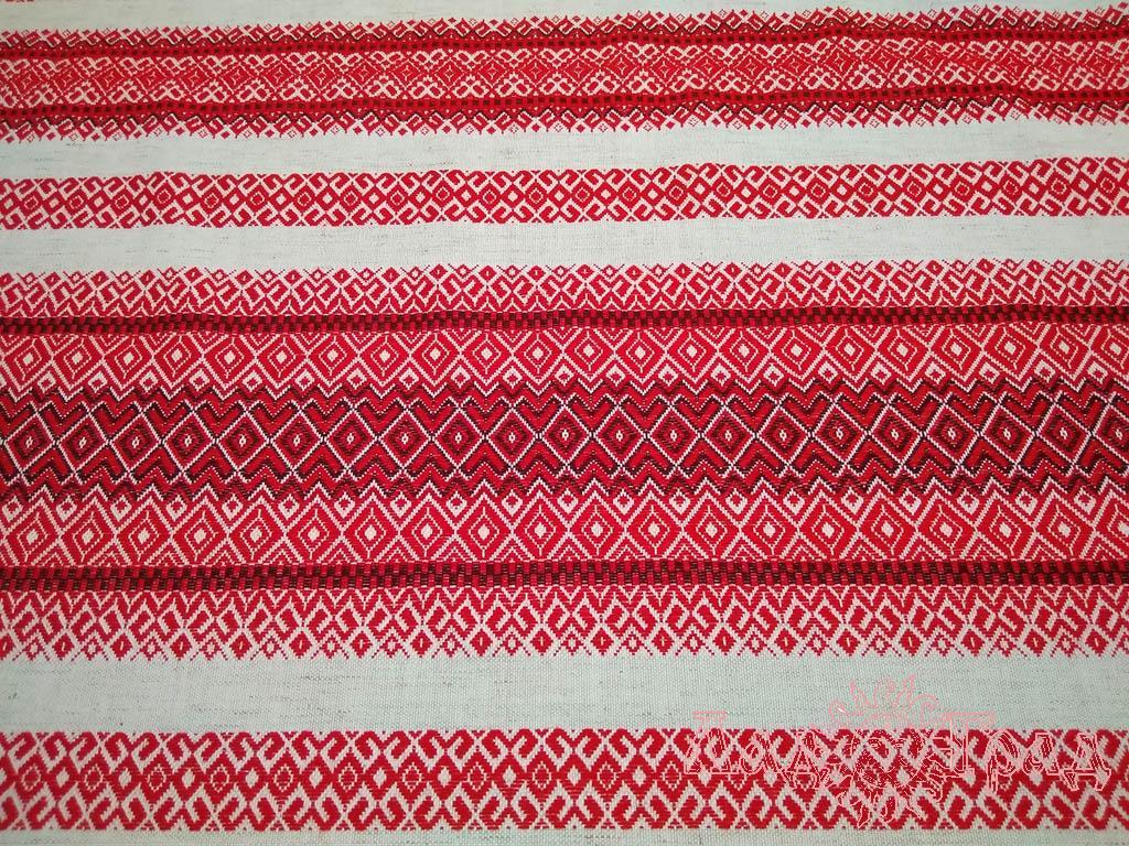 Ткань узорная Славянка