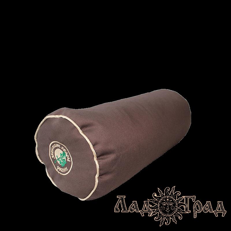 Валик из лепестков кедровой шишки