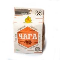 Чага-чай с рейши, 200 гр