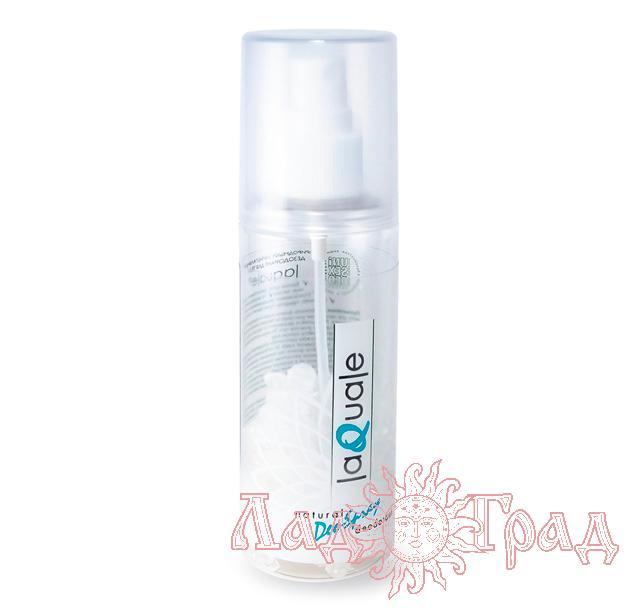 Минеральный дезодорант-спрей LAQUALE Deo-Spray с сухими кристаллами, 40 гр