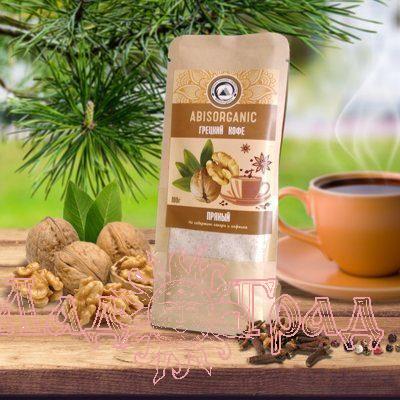 Грецкий кофе Abisorganic