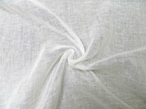 Хлопколён вуаль белый (0/0) ш160/пл80_0