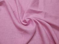 Лён розово-сиреневый (520) ш150/пл200
