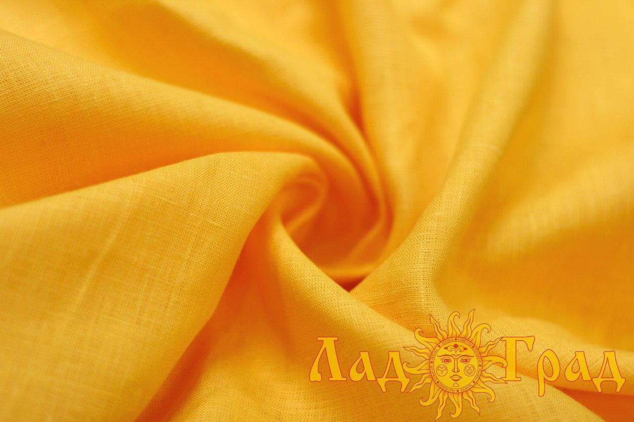 Лён 100% жёлтый (0/117)