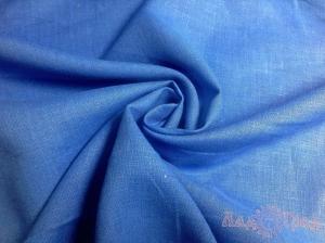 Лён сине-голубой (428) ш150/пл180_1
