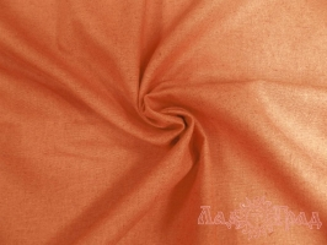 Хлопколён ОХРА оранжево-коричневый (0/417) ш150/пл180_1