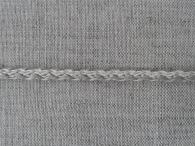 Шнур отделочный льняной, 4 мм