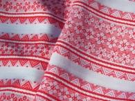 Ткань узорная Цветочная