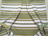 Ткань узорная Соловушка