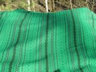 Ткань узорная ПРИБАВА малахит