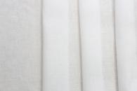 Лён белый отбеленный (101/0) ш220/пл145, л100%