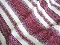 Ткань узорная Живика розовая