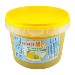 Мёд алтайский