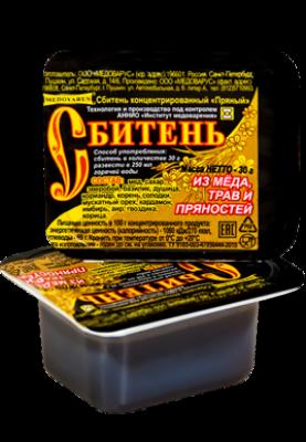 Сбитень концентрированный «ПРЯНЫЙ» кюветка 0,03 л