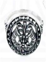 Кольцо Рога изобилия   РУ-К1.044 (оберег, латунь)