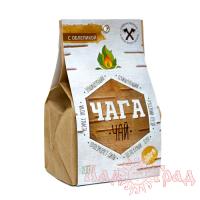 Чага-чай с облепихой, 200 гр