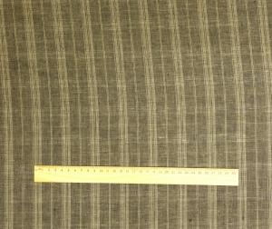 Лён костюмный в полоску (3/1075), ш150/пл170