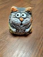 Кот-удивлёныш шамот