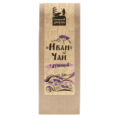 Иван-чай фермент. с душицей