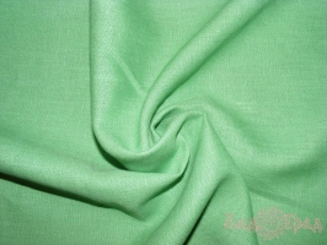 Лён костюмный Сочная зелень (0/1052) ш150/пл190_1