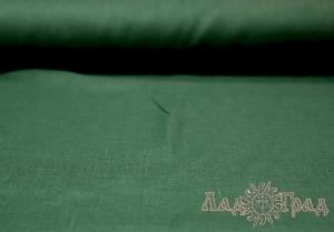 Лён тёмно-зелёный (0/534), ш260/пл150_1