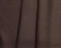 Лён костюмный темно-коричневый (0/551) ш145/пл170, л100%