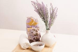 Природное мыло Лаванда_0