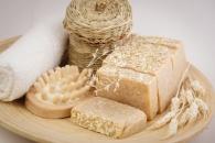 Природное мыло Овсянка