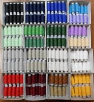 Нитки 45ЛЛ 200м цветные