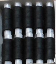 Нитки 35ЛЛ 200 м чёрные