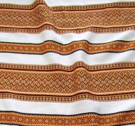 Ткань узорная Масленица