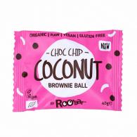 Десерт с кокосом и шоколадом