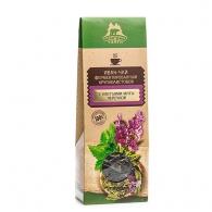 Иван-чай ферментированный крупнолистовой с листьями мяты перечной, Территория тайги, 40 гр