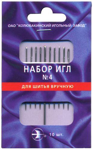 Иглы для шитья вручную С29а-275_0