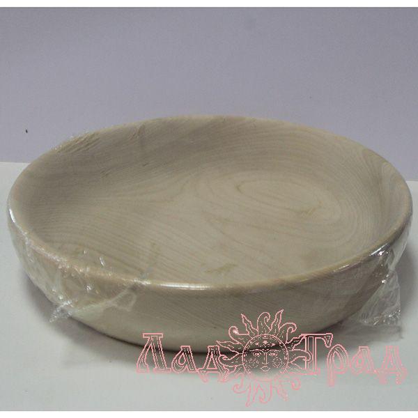 Тарелка из сибирского кедра (пиала)_1