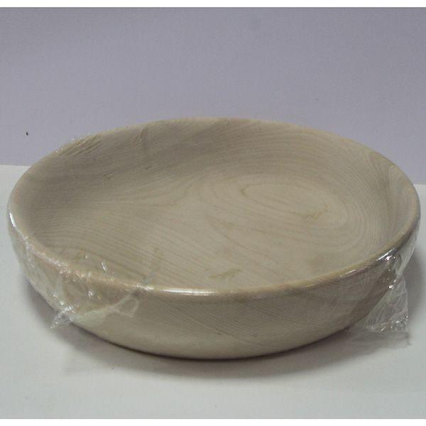 Тарелка из сибирского кедра (пиала)_0
