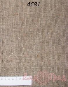 Лён мешковина небелёный (0/330) ш110/пл430_1