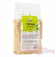 Гречка зелёная для проращивания, 1 кг_1