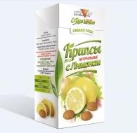 Крипсы яблочные с ЛИМОНОМ, 30 гр