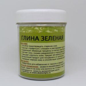 Глина зелёная, 170 гр