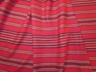Ткань узорная Заряница маковая_0