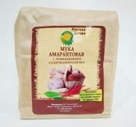 Мука амарантовая высокобелковая, 1 кг