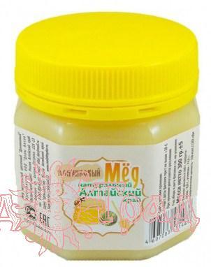 Мёд алтайский «Донниковый», 300 гр, ПЭТ