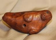 Свистулька керамическая средняя